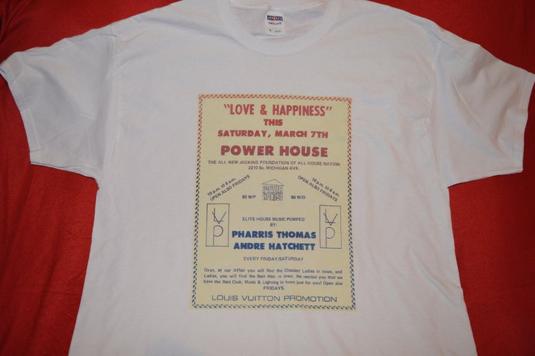 Image of POWERHOUSE CHICAGO LIMITED TEE