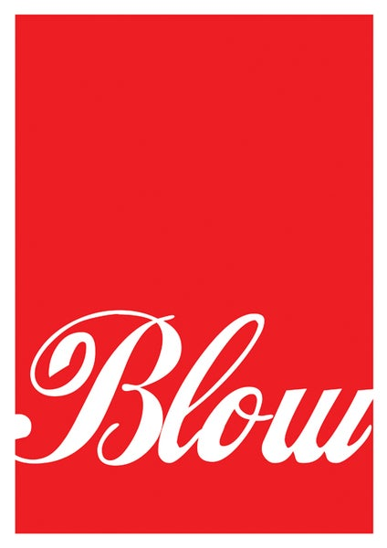 Image of Blow by Adam Armstrong