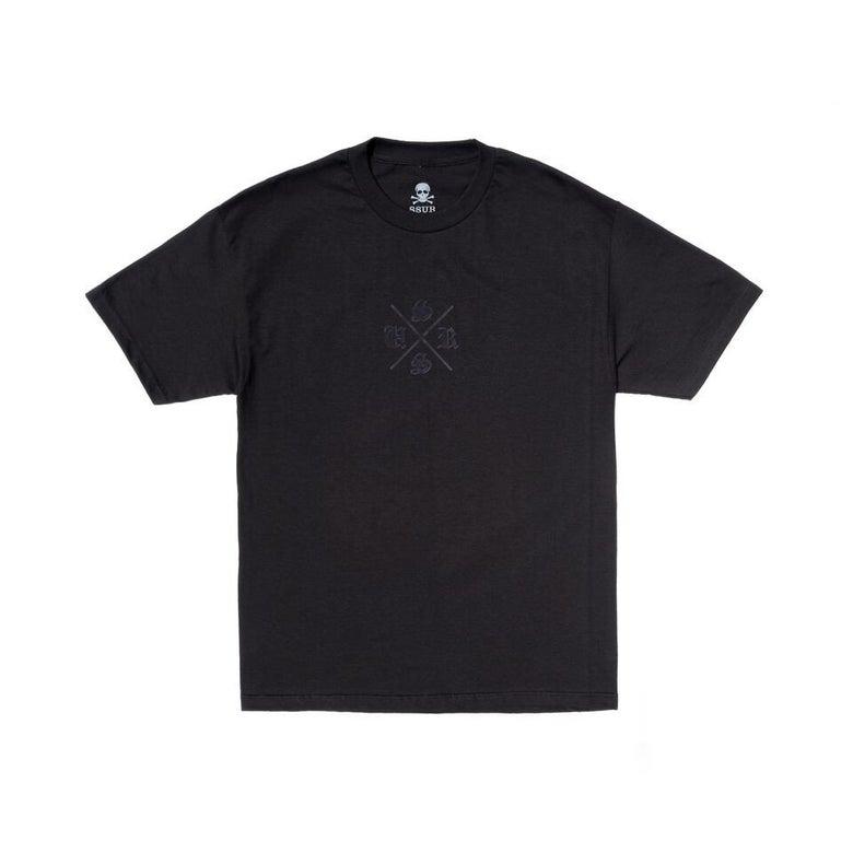 Image of SSUR - NYHC Burnout (Black)