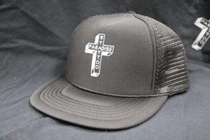 """Image of """"Cross"""" Trucker"""