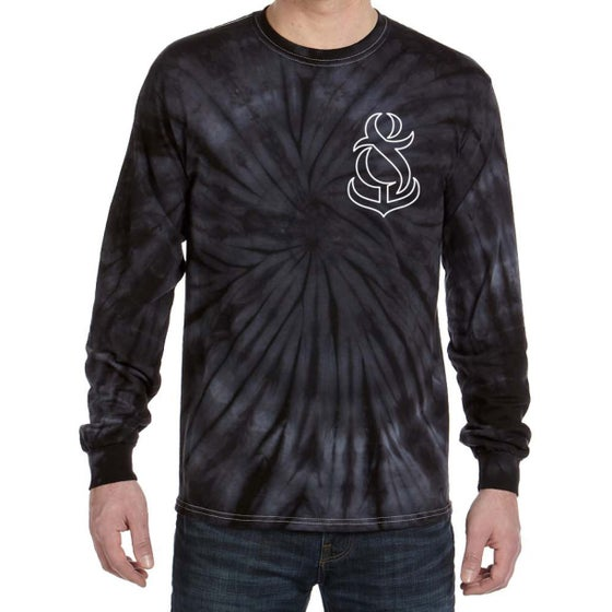 Image of RM:SS Tie Dye Long Sleeve