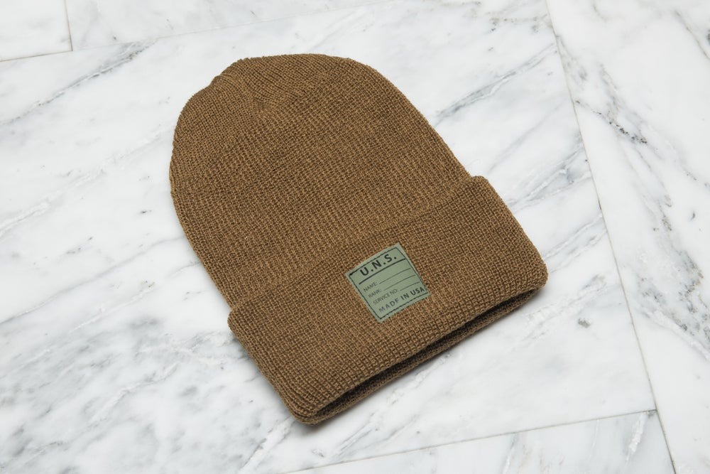 Image of WC15-WATCH CAP COYOTE