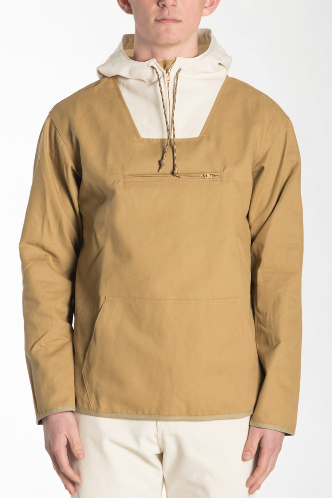Image of AN15-ANORAK (WHEAT/NAT)
