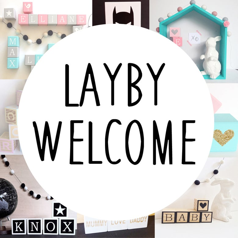 Image of LAY-BY Welcome