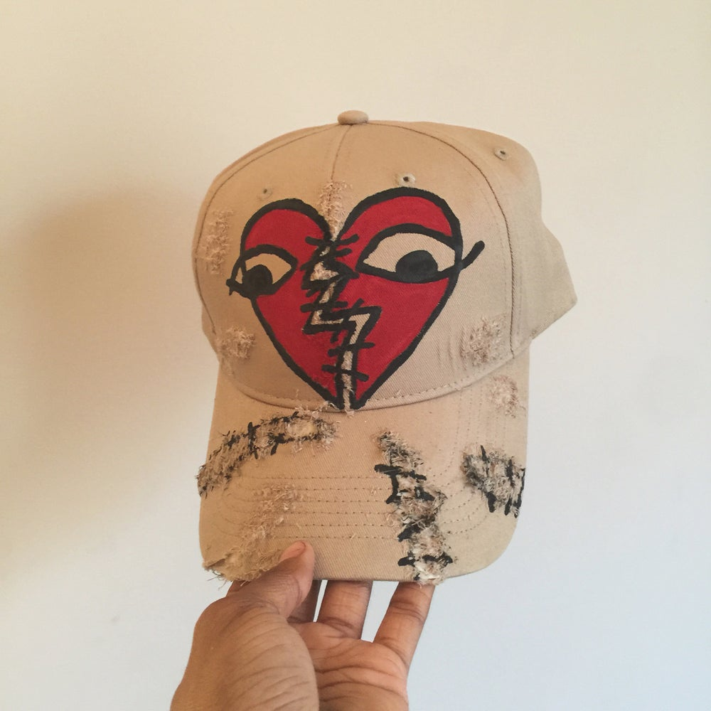 Image of Heart Broken Cap
