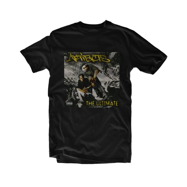 """Image of ARTIFACTS """"Ultimate""""  tee   ( preorder ships 1-16-17)"""