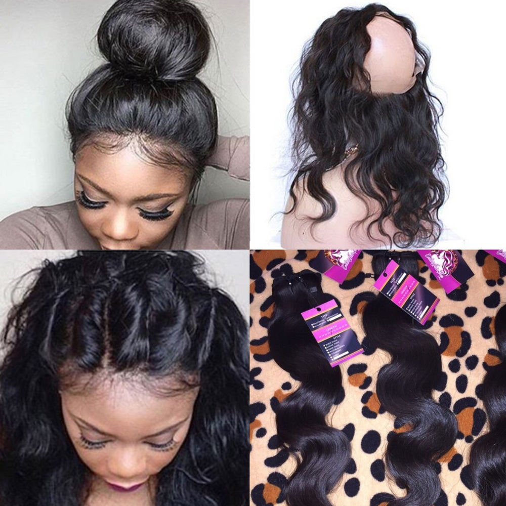 Image of 360° Lace Closure