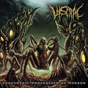Image of Viscral - Egocentric Underneath of Horror