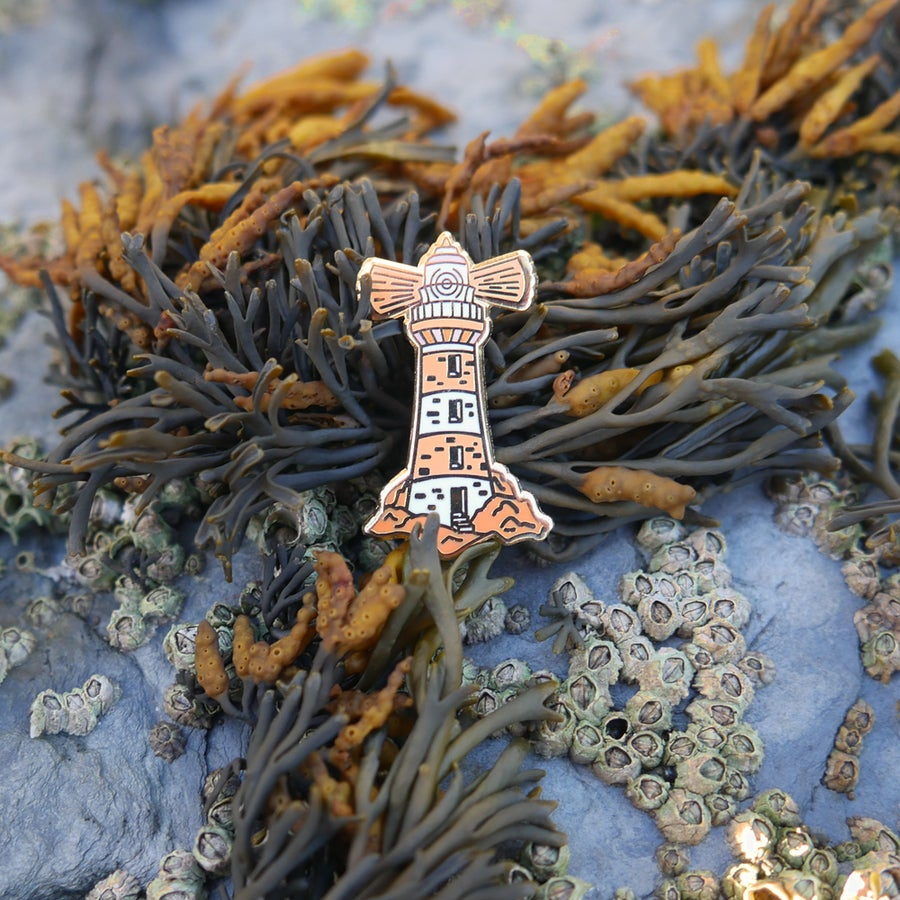 Image of Lighthouse pin