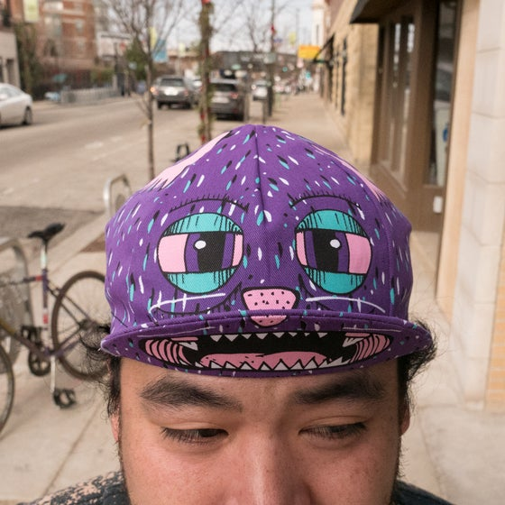 Image of Sick Fisher Cycling caps
