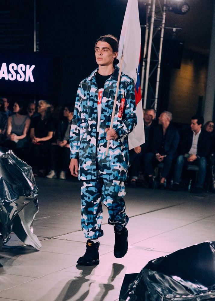 Image of DRIP CAMO Jacket