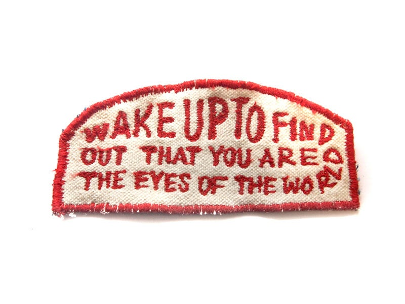Image of Wake Up to Find Out