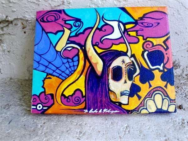 Image of Over-Skull (2012)