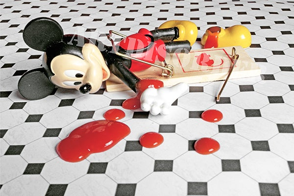 Image of Mickey Mouse Trap