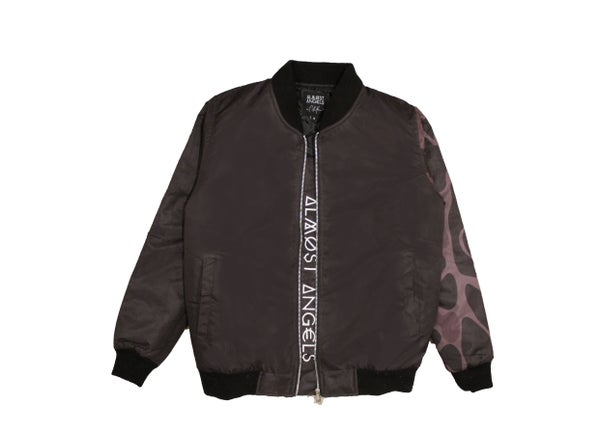 Image of AA Bomber Jacket (Black)