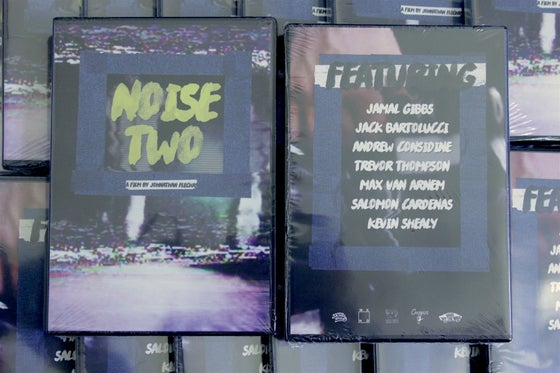 Image of NOISE TWO DVD