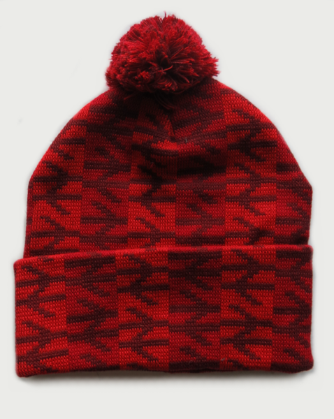 Image of TRAINSPOTTER HAT [RED]