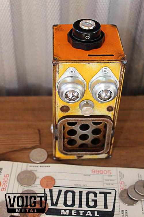 Image of Sun Bum Small Robot Bank