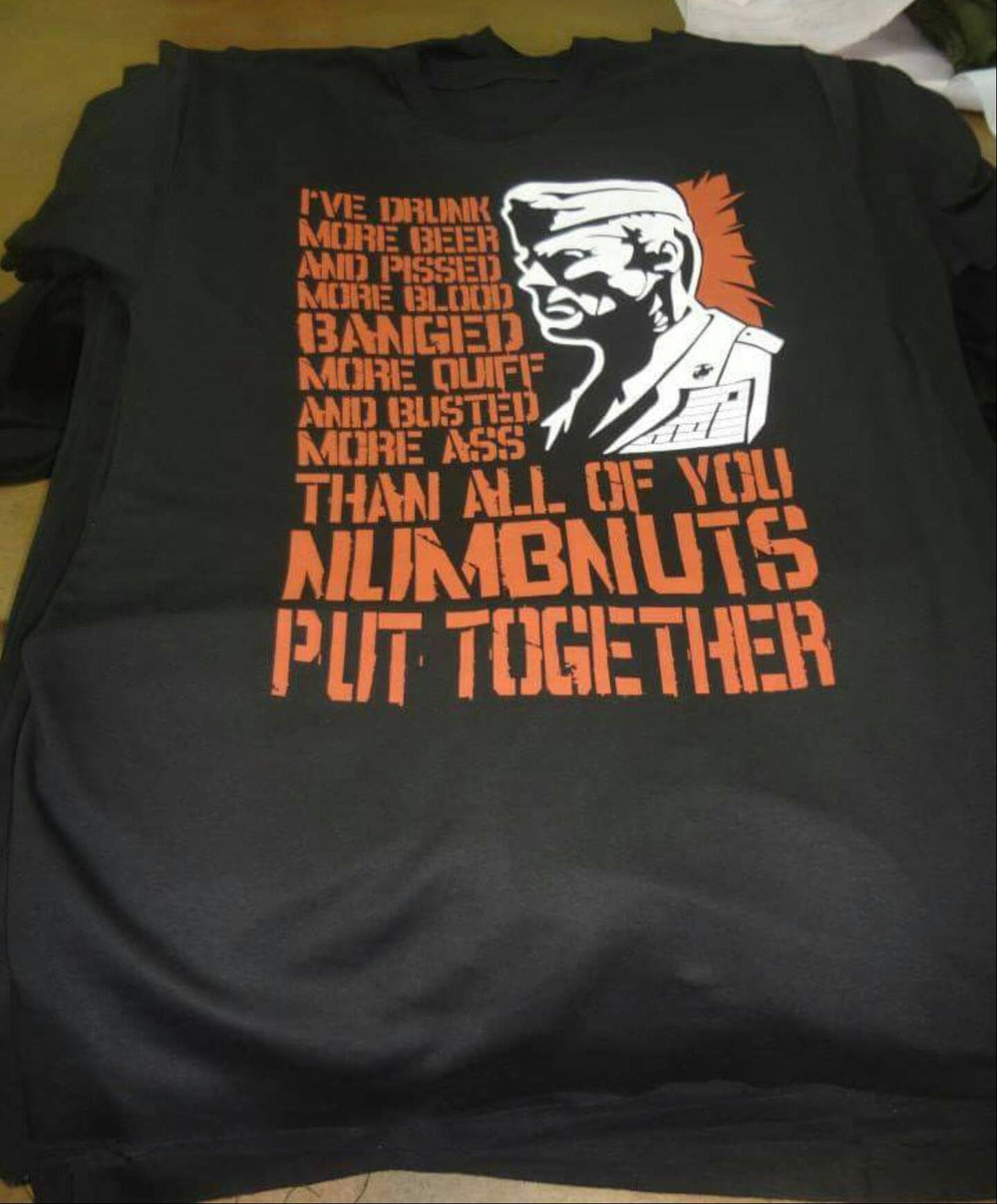 Image of Gunny Highway T shirt