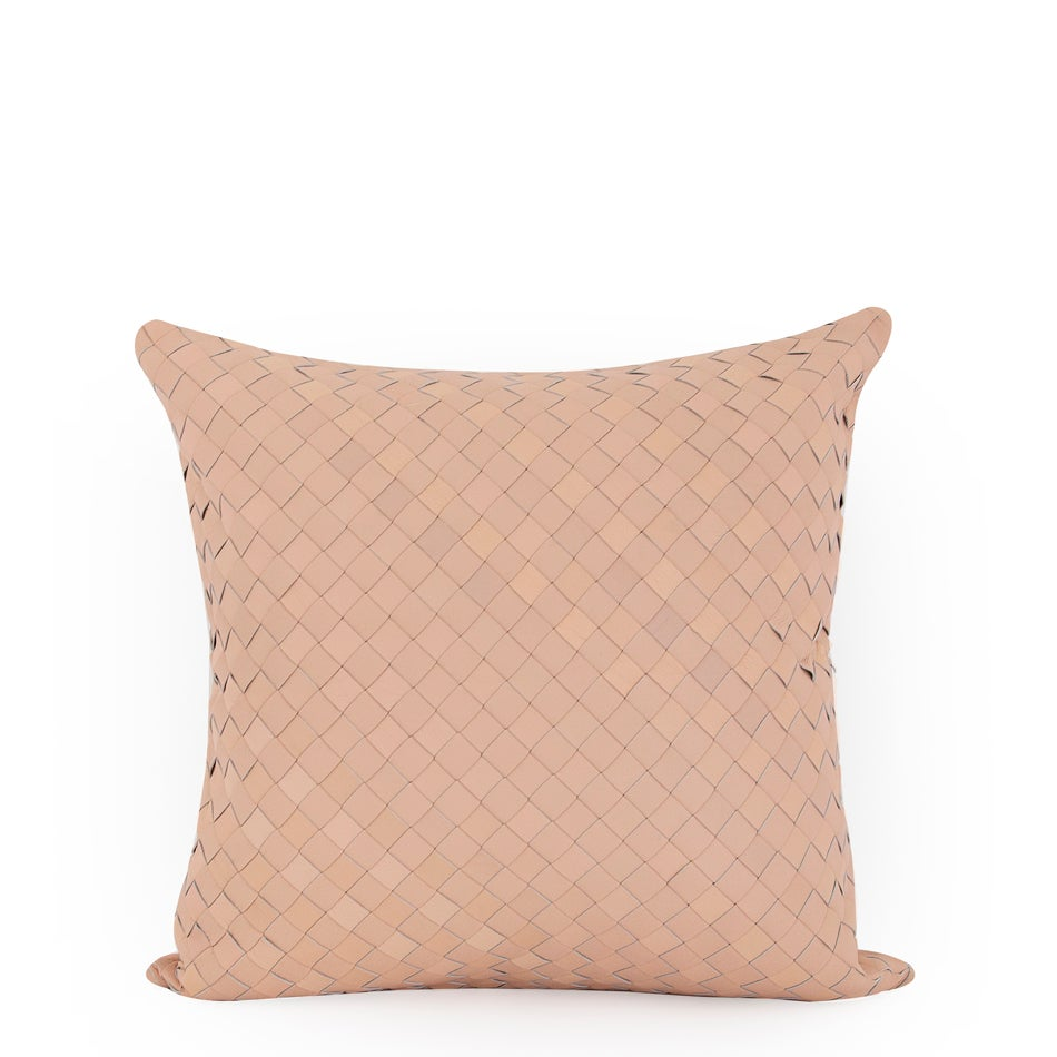 Image of Entwined Lover Blush Cushion