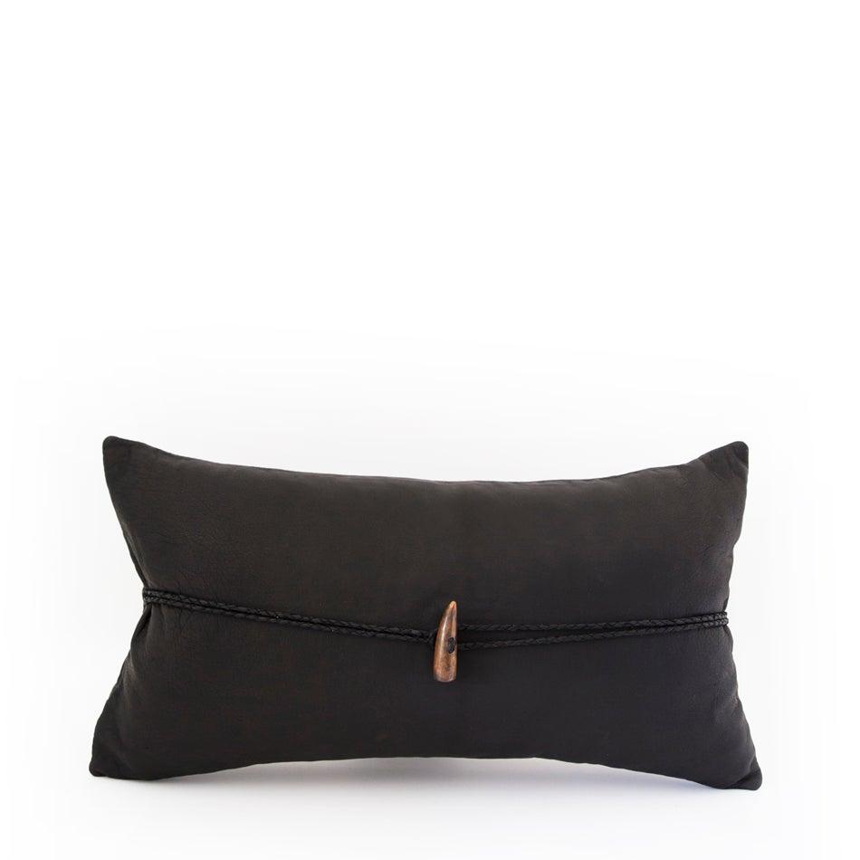 Image of Lone Warrior Black Cushion