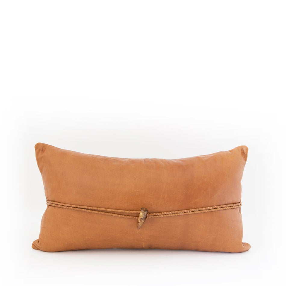 Image of Lone Warrior Tan Cushion