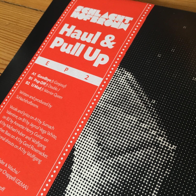 "Image of Haul & Pull Up EP2 - 12"" Vinyl RAR002"