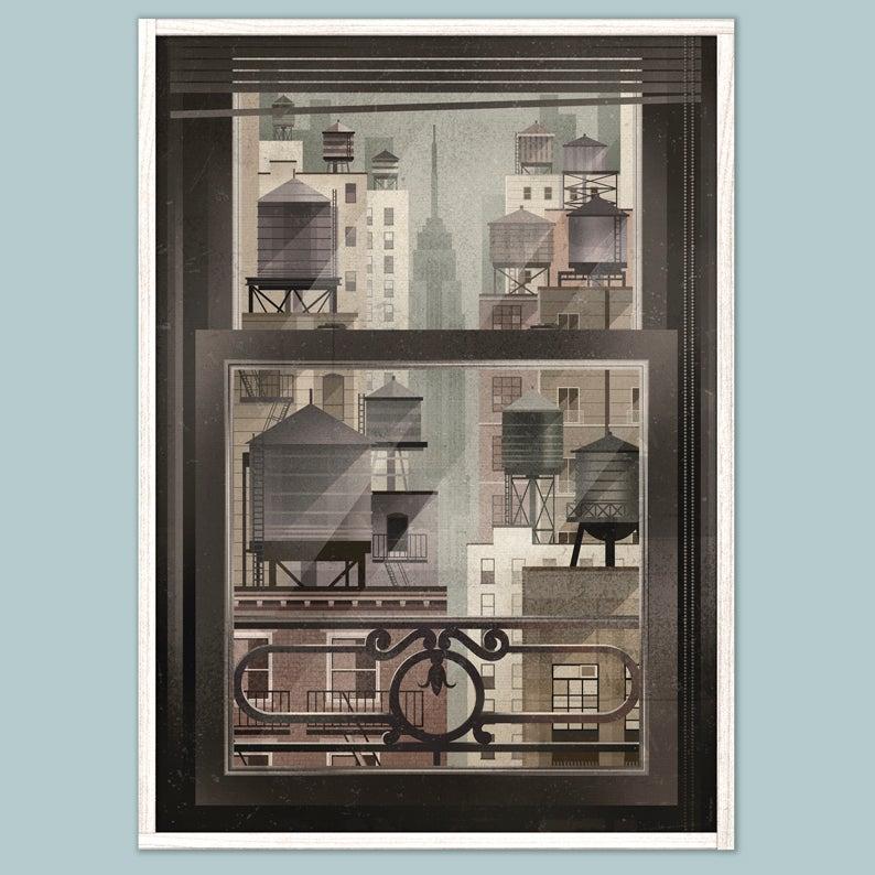 Image of NYC Window