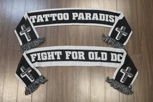 """Image of """"Fight for old DC"""" Scarf"""