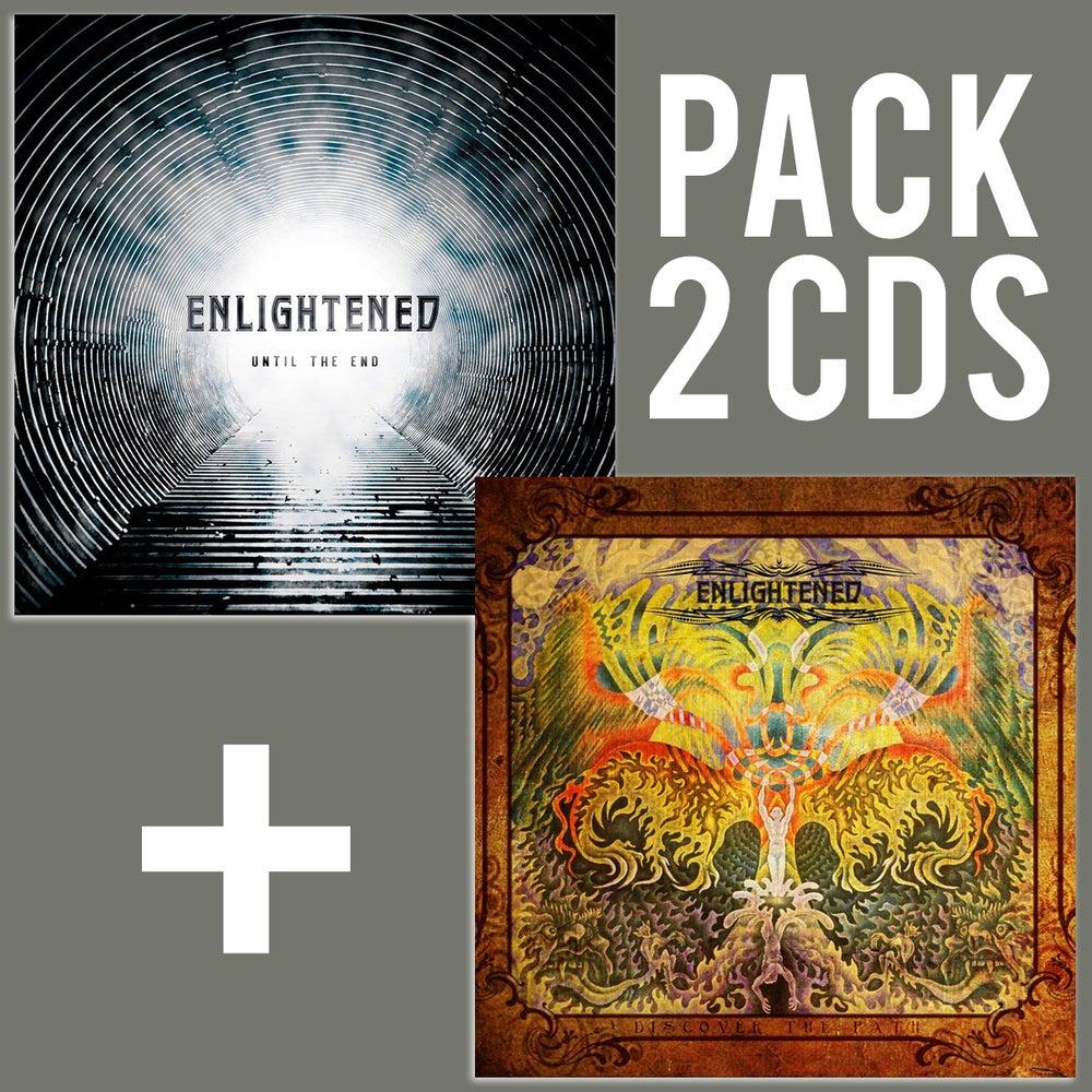 Image of PACK 2 CDS ENLIGHTENED