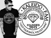 Image of KALEIDOFAM T-SHIRT