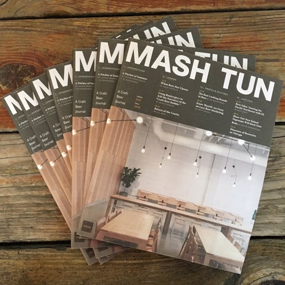 Image of Subscription to Mash Tun Journal
