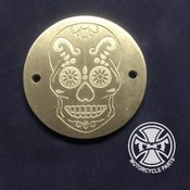 Image of Day of the Dead Sugar Skull