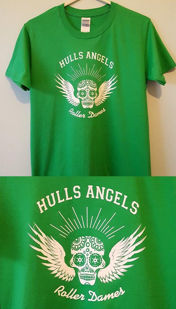 Image of HARD Green Logo T-Shirt