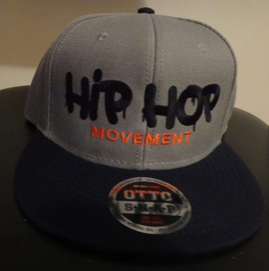 Image of Hip Hop Movement Snapback Cap
