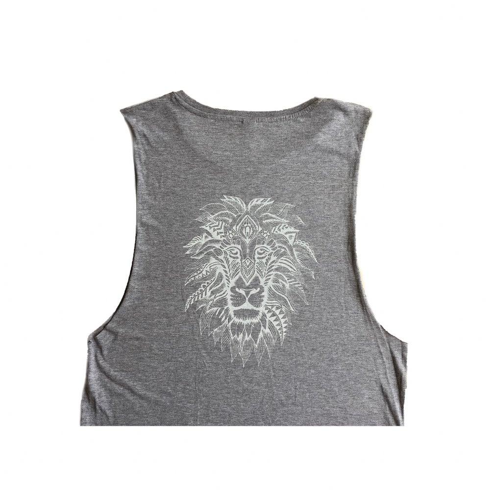 Image of Binks Lion Muscle Tee
