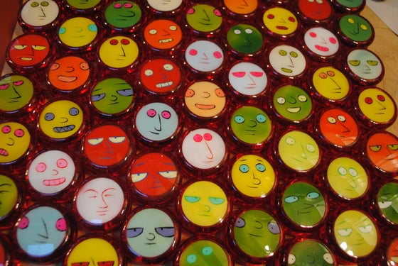 Image of Face in the Crowd YO-YOs!  (RESTOCK!)