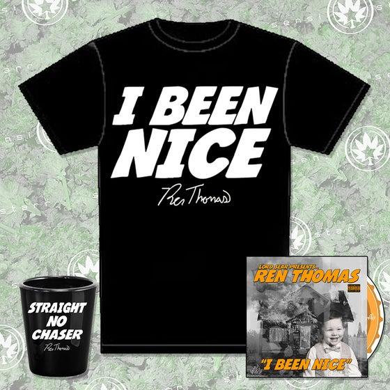 Image of I Been Nice T-Shirt Bundle