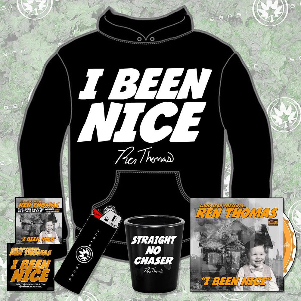 Image of I Been Nice Deluxe Hoody Bundle