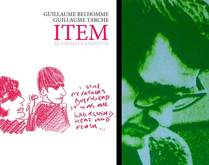 Image of Item & Time de Guillaume Belhomme et Guillaume Tarche