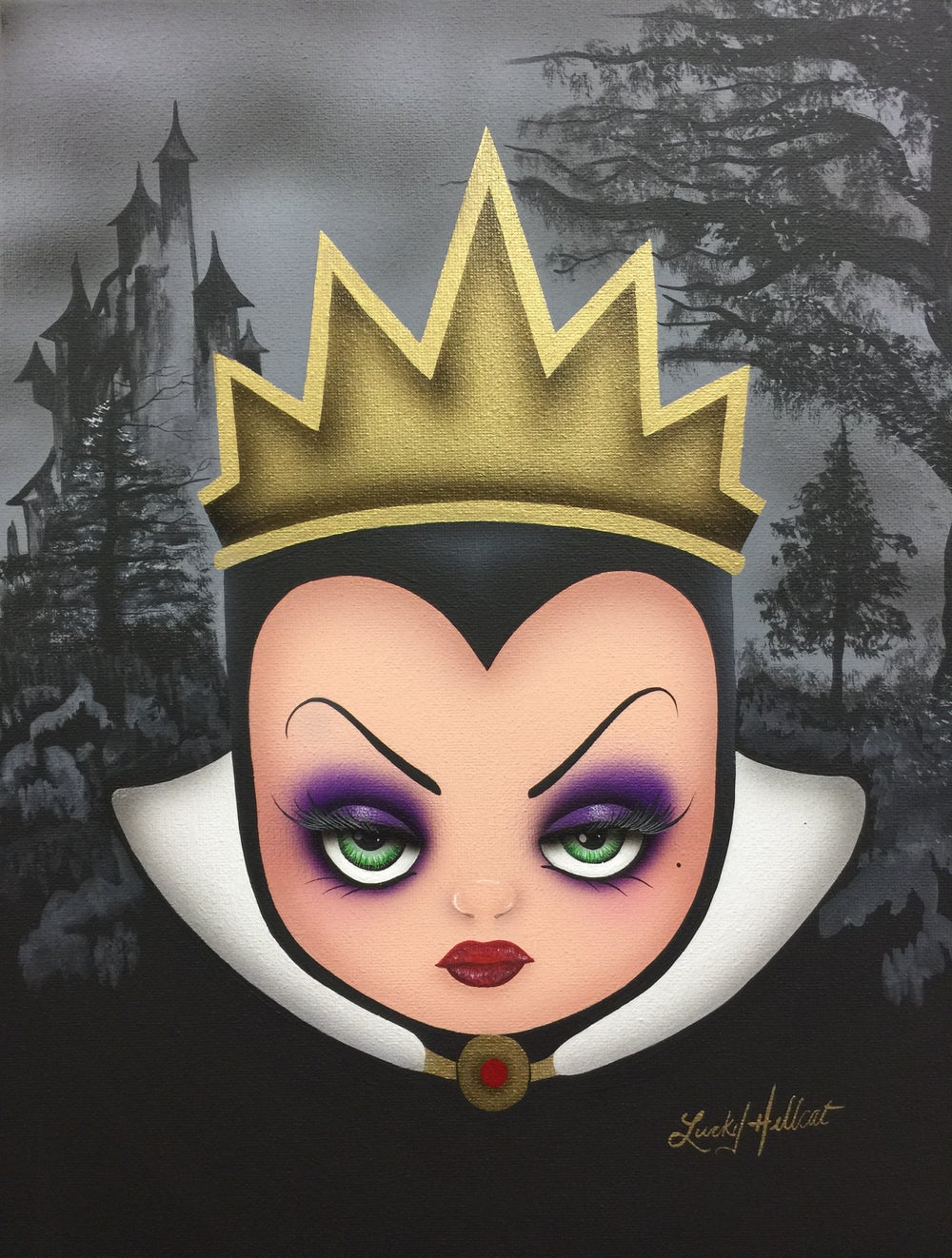 Image of Little Miss Evil Queen