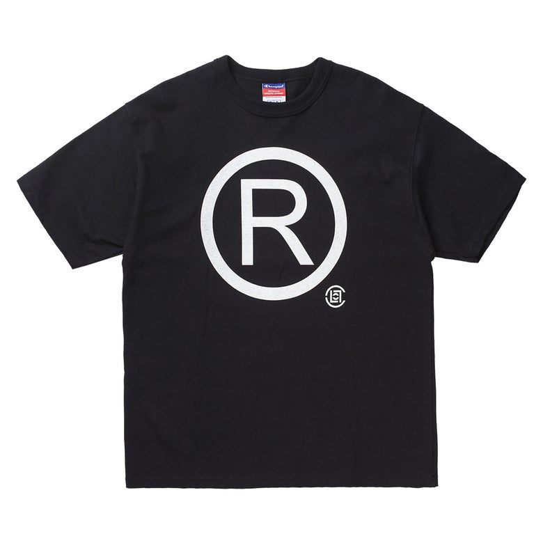 Image of Clot x Champion x Eric Elms RC Tee (Black)