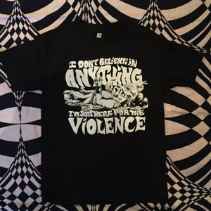 Image of VIOLENCE mens tee
