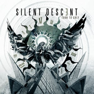 Image of Silent Descent - Turn To Grey (Signed Pre-Order)