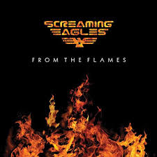 Image of FROM THE FLAMES CD - includes 'Rock N Roll Soul' from 'SNEAKY PETE'
