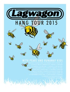 "Image of Lagwagon ""Hang Tour 2015"""