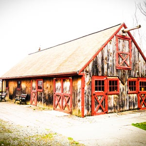 Image of The Barn Series Greeting Cards