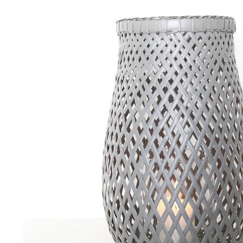 Image of Khalia Rattan Lantern