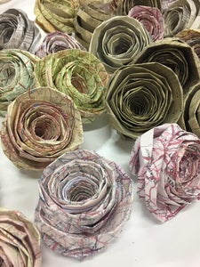 Image of Jennifer Collier: Paper Flowers