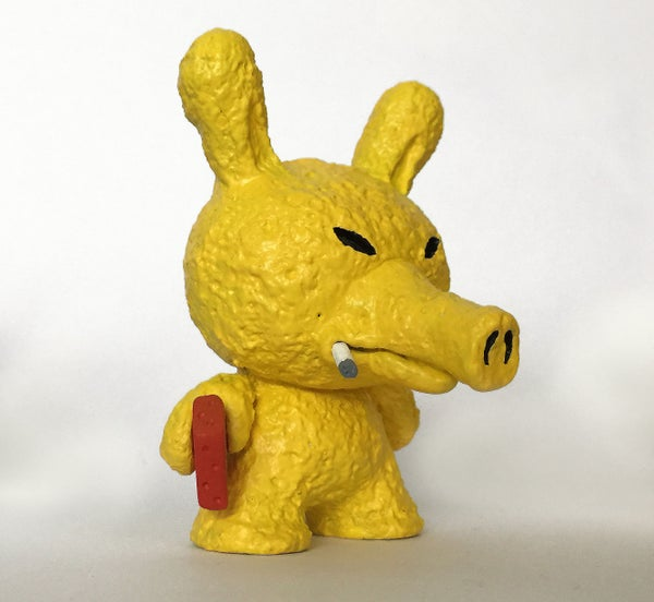 Image of Quasidunny Yellow Edition